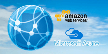 Cloud, Amazon Web Services, Microsoft Azure
